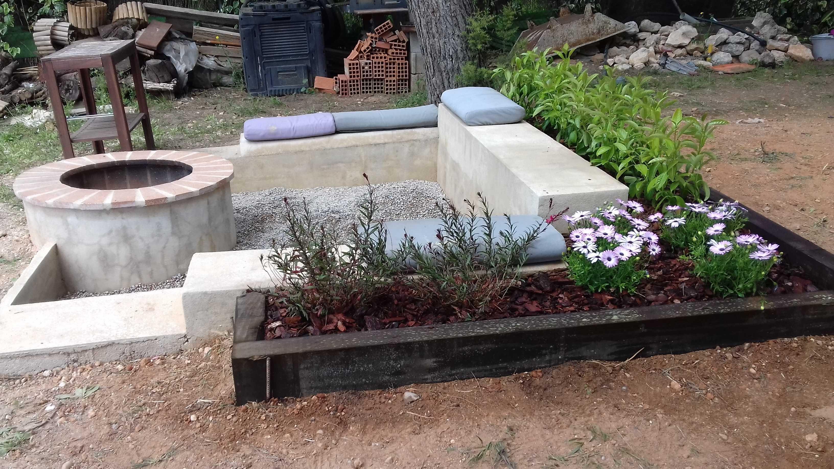 Jardín privado (Horta Sud-Valencia)