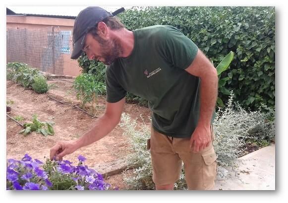Entrevista de Kaizen Proyectos a Javier Blanch – Paisajista