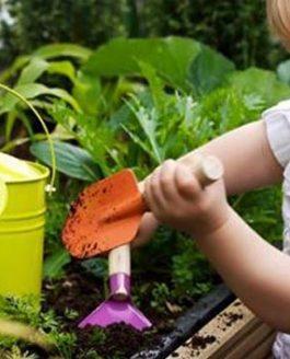 Jardinería para salvar el mundo
